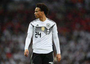 Timnas Jerman tidak di perkuat Leroy Sane