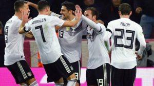 Jerman Menang Dengan Susah Melawan Arab Saudi