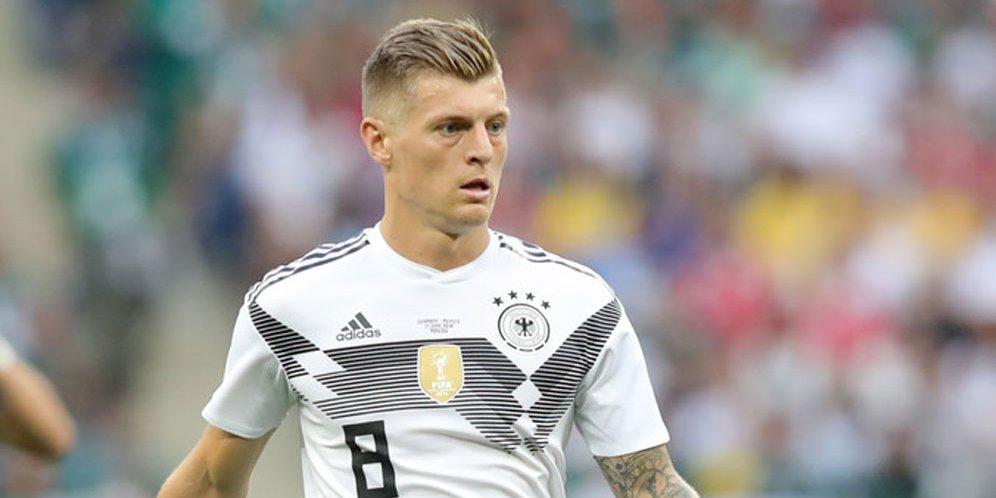 Kroos Minta Jerman Segera Bangkit