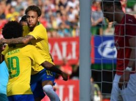 Timnas Brasil Bermain Dengan Sadis Melawan Timnas Austria
