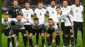 Skuat Jerman di Piala Dunia 2018