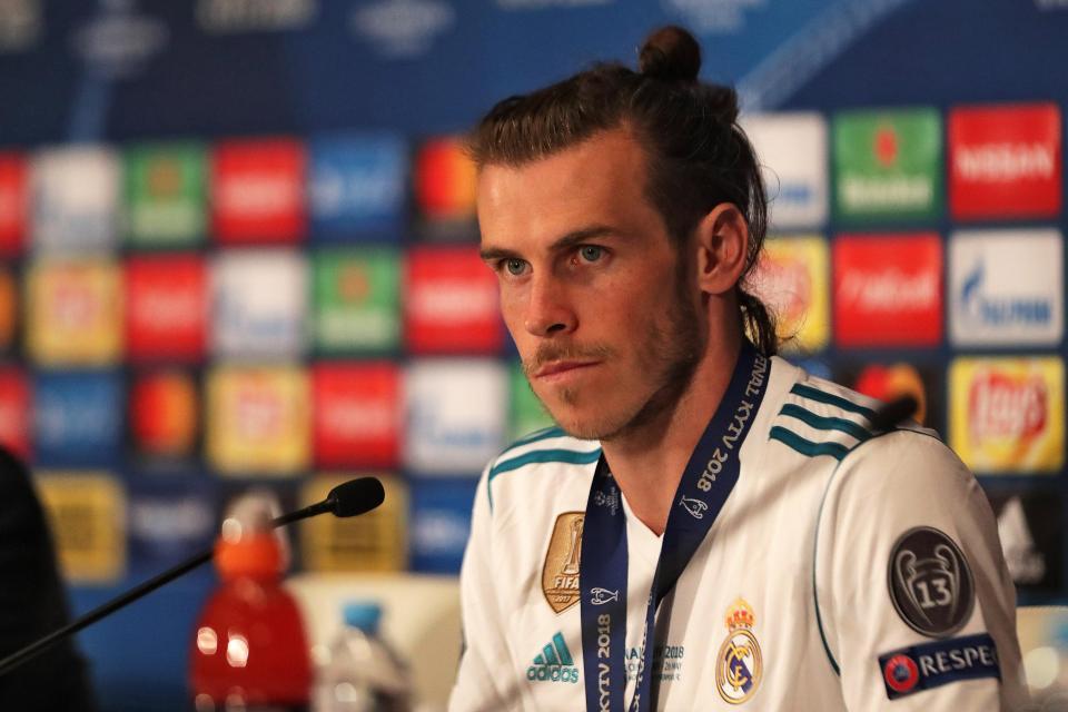 Bale Jadi Pengganti Ronaldo Di Madrid, MU Gigit Jari