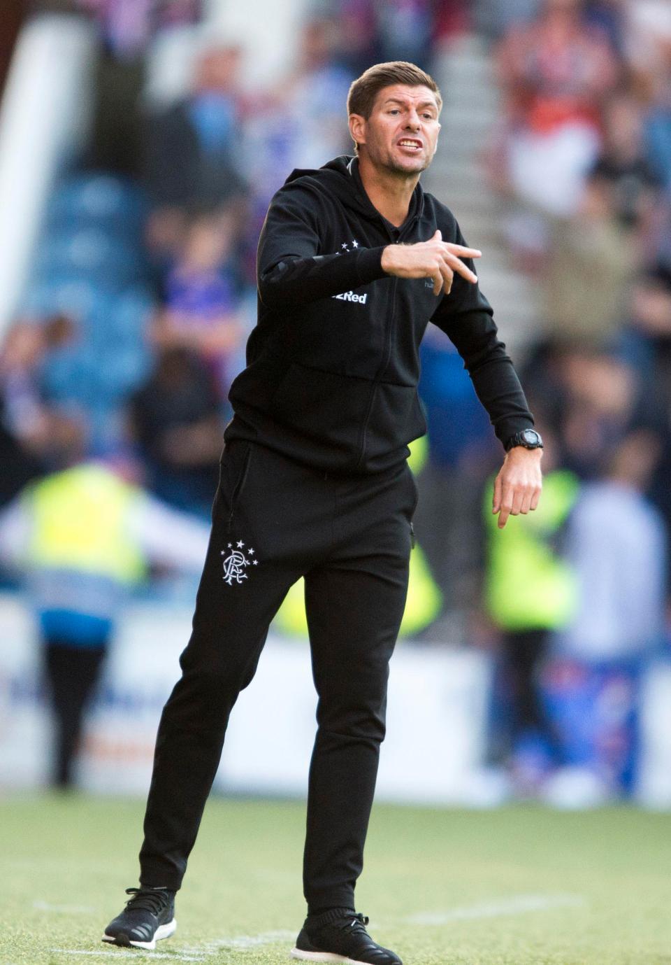 Gerard Jadi Pelatih Rangers Mendapatkan Sambutan Yang Positif