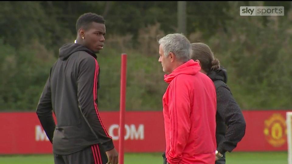 Mourinho Pinta Dukungan Dari Management Klub Untuk Kasusnya Dengan Paul Pogba