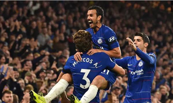Kombinasi Yang Bagus Di Berikan Oleh Pemaian Chelsea Melawan Crystal Palace