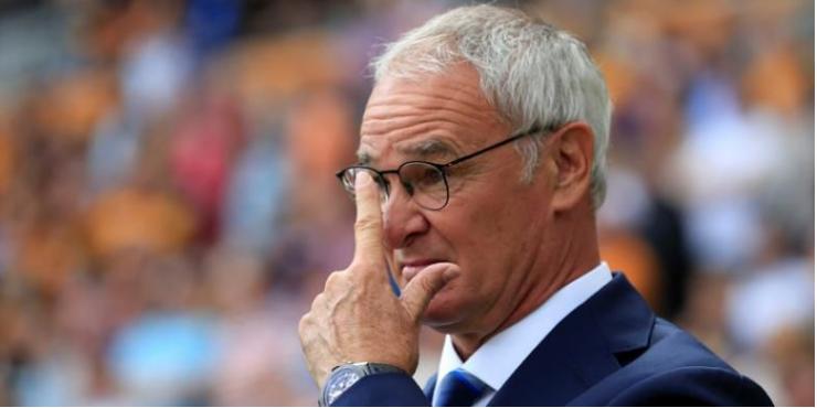 Claudio Ranieri Melihat Ada Hal Yang Kurang Baik