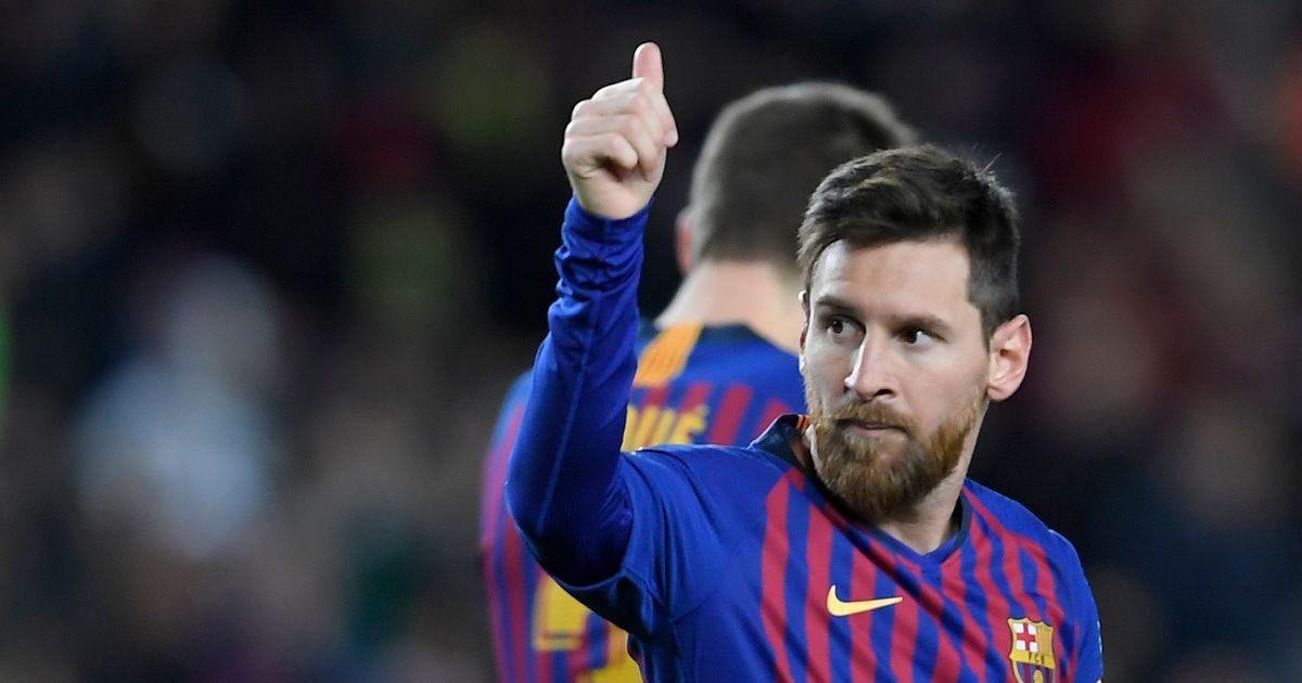 Barcelona Sukses Taklukkan Eibar, Skor Akhir 3-0