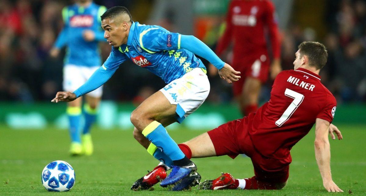 PSG Bidik Gelandang Napoli Calon Pengganti Rabiot