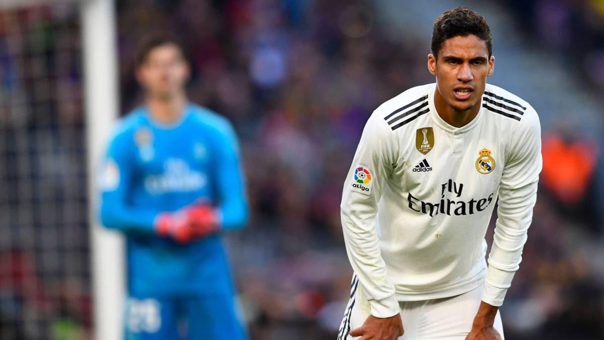Bek Real Madrid Tolak Tawaran MU