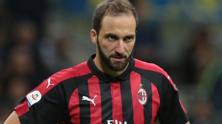Ketidaktertarikan Juventus Pada Gonzalo Higuain di Musim Mendatang.