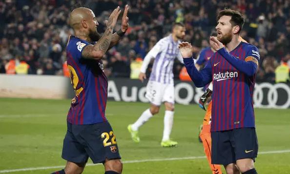 Bangkit  Nya Lionel Messi Membuat Rekor Baru