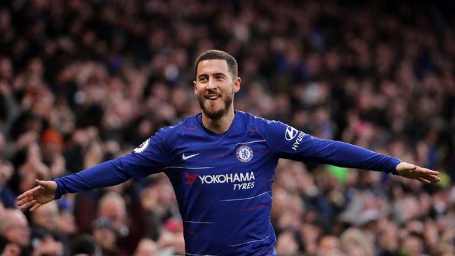 Eden Hazard pastikan bahwa timnya Chelsea sudah siap untuk berjuang untuk bisa finish diposisi empat besar sampai akhir musim ini