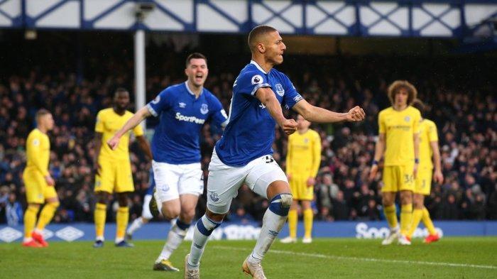 Hasil Pertandingan Everton Vs Chelsea Skor 2-0