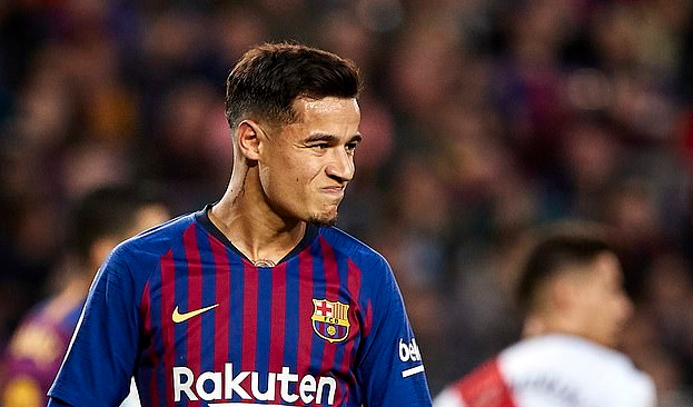 Coutinho di Klaim Tidak Akan Pergi Dari Barcelona