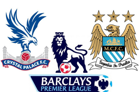 CRYSTAL PALACE VS MANCHESTER CITY DI LIGA PREMIER