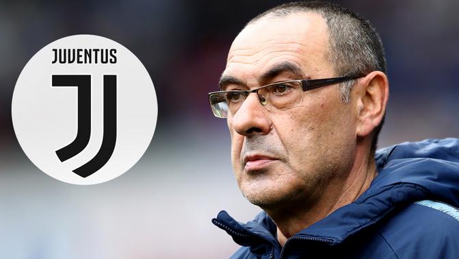 Sarri Jadi Sasaran Utama Juventus