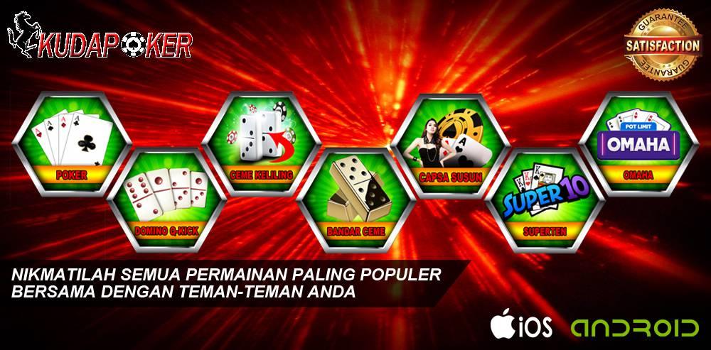 Pokerkuda.net Situs Poker Terpercaya Dengan Banyak Keuntungan