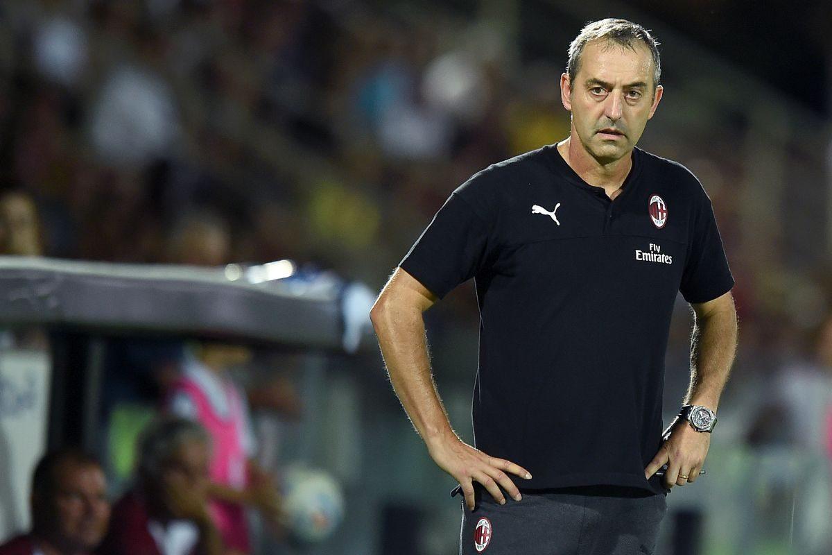 Giampaolo Kecewa Atas Performa Milan