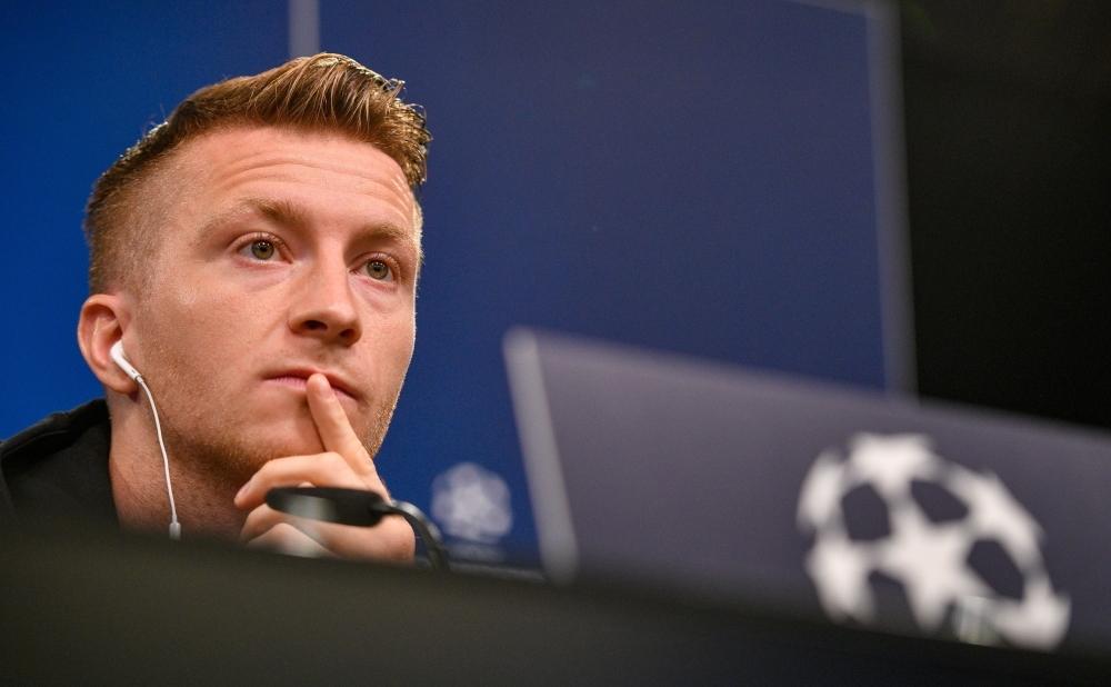 Reus Berharap Messi Fit Kontra Dortmund