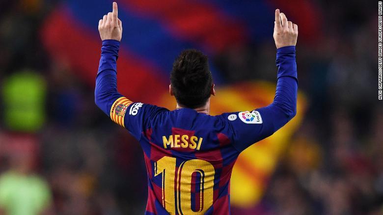 Messi Telah Diyakini Dapat Berpindah Menuju Inter Milan