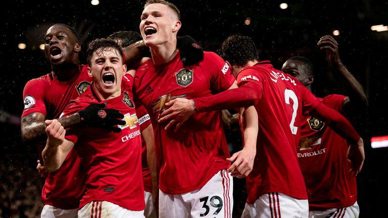 Liga Inggris Telah Dimulai Kembali, Manchester United Sangat Ambisius Untuk Meraih Full Poin.