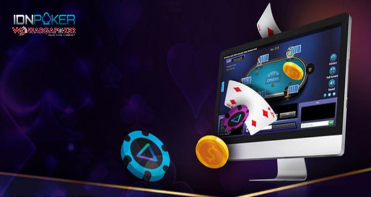 Situs Judi Poker Online Terpercaya IDN Server