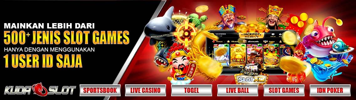 Kudaslot Penyedia Game Slot Online Terlengkap Di Indonesia